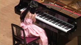 Aika Dan (born 1996) plays Mozart Fantasie KV 397 (385g) in KIOI Ha...