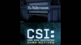 Nintendo DS ► CSI ► Crime Scene Investigation ► Dark Motives