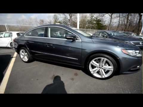 ALL NEW 2013 Volkswagen CC Sport Plus w/NAV Comparison at Trend Motors VW in Rockaway, NJ