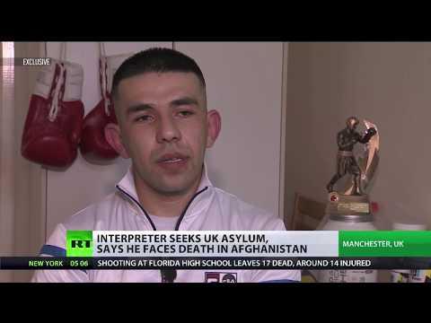 Afghan interpreter seeks UK asylum, faces death in Afghanistan