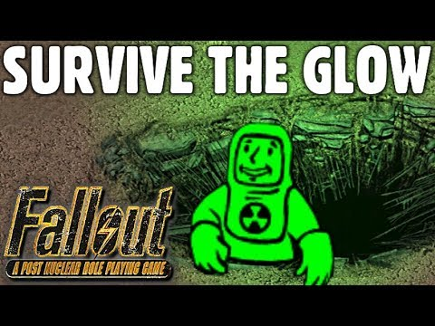 How to Survive The Glow Walkthrough / Guide - Fallout 1