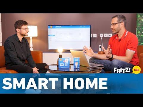 Smart Home mit FRITZ!OS 7.20 (FRITZ!DECT 500 + 440) | FRITZ! Talk 33