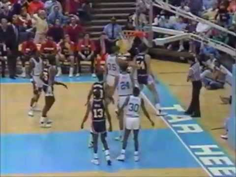 12/20/1986 - UNC Tar Heels vs. Illinois Fighting Illini