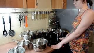 Посуда для индукционной поверхности (Electrolux EHH6340FOK)