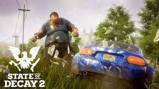 CAN WE SURVIVE?! \\ STATE OF DECAY 2 GAMEPLAY