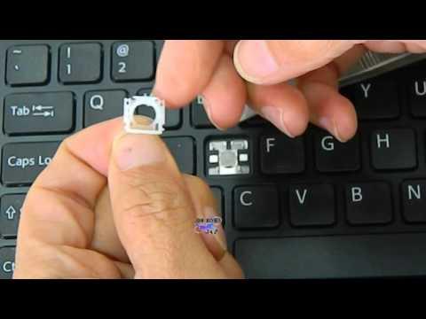 Hướng Dẫn Sửa Bàn Phím Laptop
