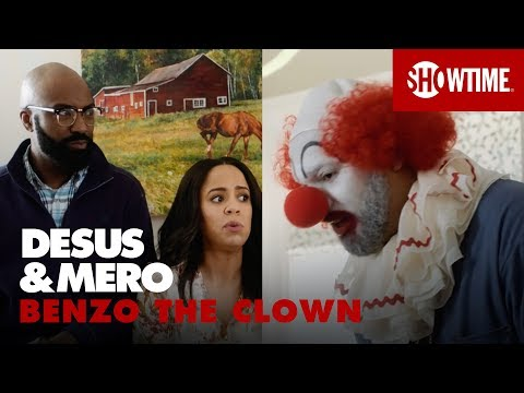 Benzo The Clown: Are You On Drugs?  DESUS & MERO  SHOWTIME
