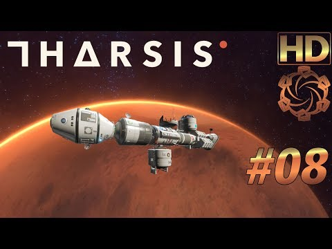 """Tharsis Let's Play #08 """"You Shall Not Pass - System Failure"""" german deutsch HD PC"""