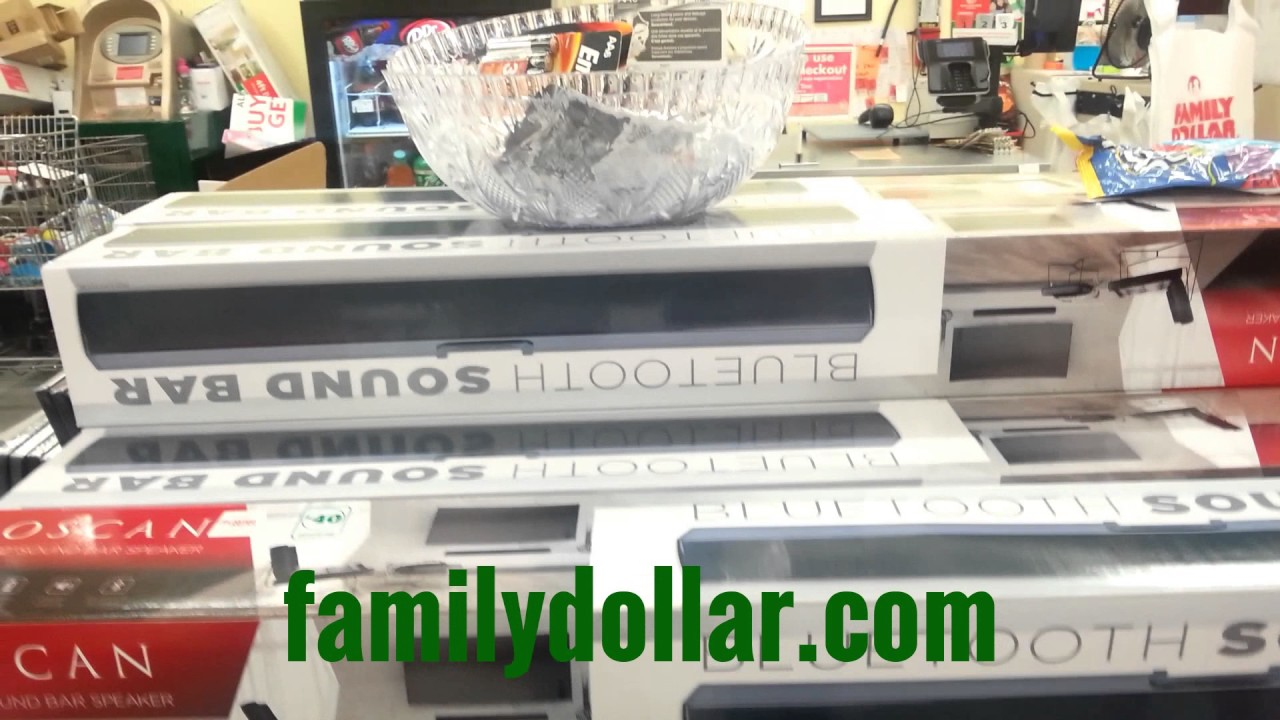 HOLIDAY GIFT GUIDE--FAMILY DOLLAR