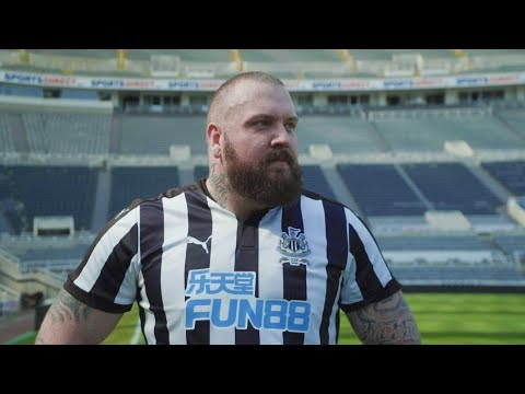 PLAYING AT ST JAMES' PARK  | Life Of Brian #2