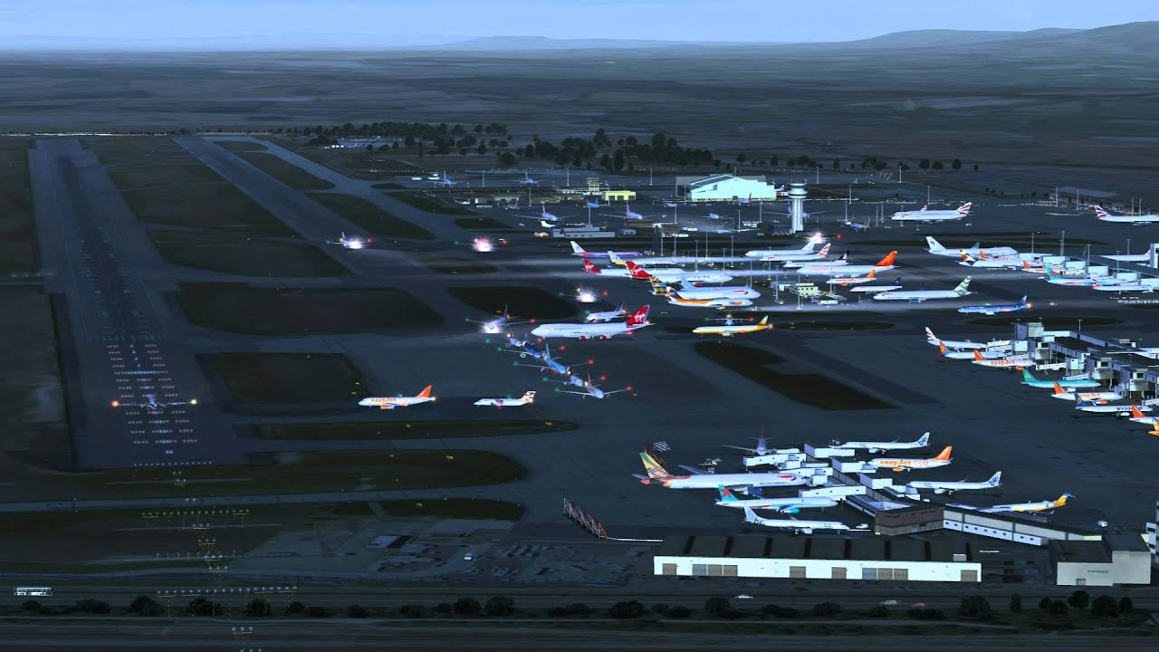 Fsx Wallpaper Hd Air Traffic Control Quot Total Mania Quot You Have To Listen To