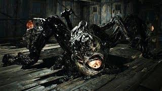 БОСС МУТИРОВАВШИЙ ДЖЕК! ЭТО ЖЕСТЬ - СПАСЕНИЕ МИИ - Resident Evil 7: BIOHAZARD - Прохождение #8