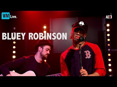 Michael Jackson - Rock With You | Bluey Robinson (Acoustic)