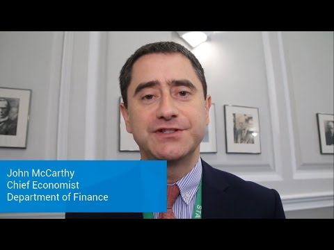 #Budget17 with Chief Economist John McCarthy