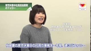 平成26年度東京ワークライフバランス認定企業取組紹介(株式会社アーク情報システム)