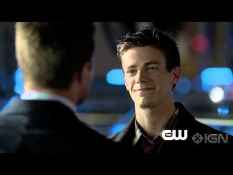 Arrow  Meet Barry Allen