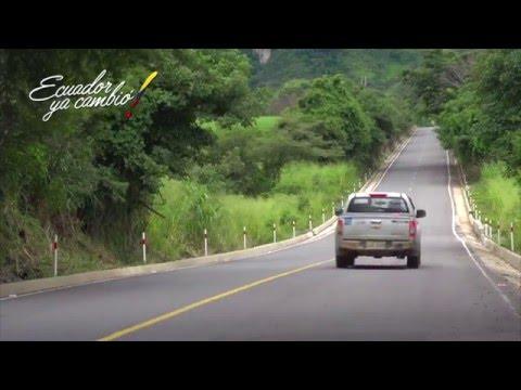 Carretera Río Pindo - Amaluza   Provincia De Loja