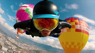 HOT AIR BALLOONS, EPIC NIGHT JUMPS, AND JUMPING OUT OF HELICOPTERS - PART 1