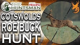 Hunting Roebucks in the Cotswolds