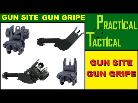 Gun Gripe 2: Gun Sites