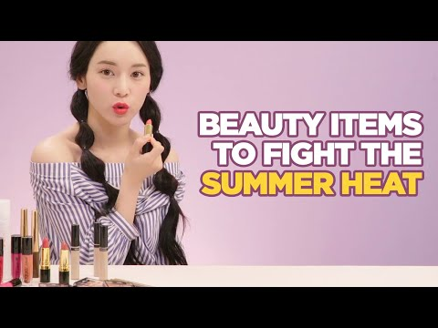 Summer Beauty Essentials To Fight The Heat  • ENG SUB • dingo kbeauty