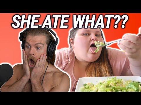 """Amberlynn Reid's ABSURD """"Weight Loss"""" Diet thumbnail"""