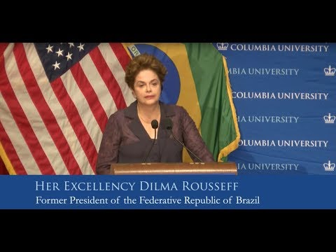 Brazilian Democracy: Challenges and Perspectives with Dilma Rousseff