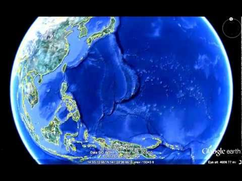 From Fiji to Guam