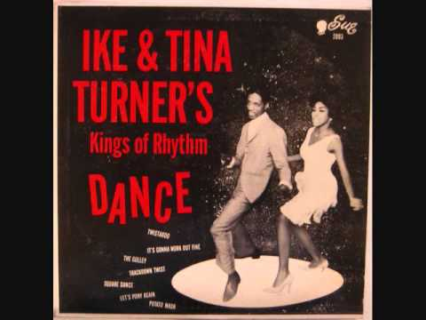 DANCE With IKE & TINA TURNER'S KINGS Of RHYTHM