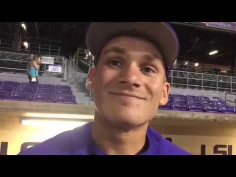 Paul Mainieri on LSU's win over Texas: 'It felt like a Super Regional'