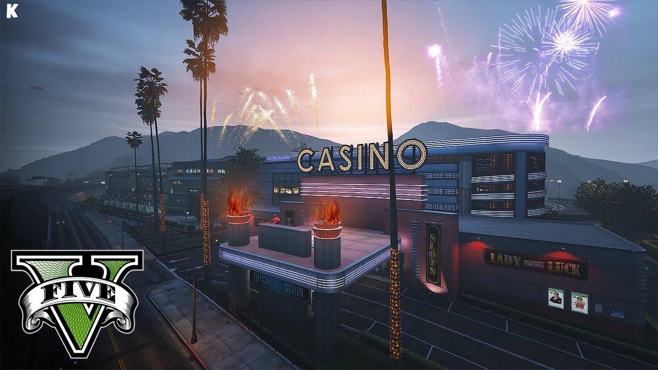Salida del CASINO en el PROXIMO DLC | GTA V