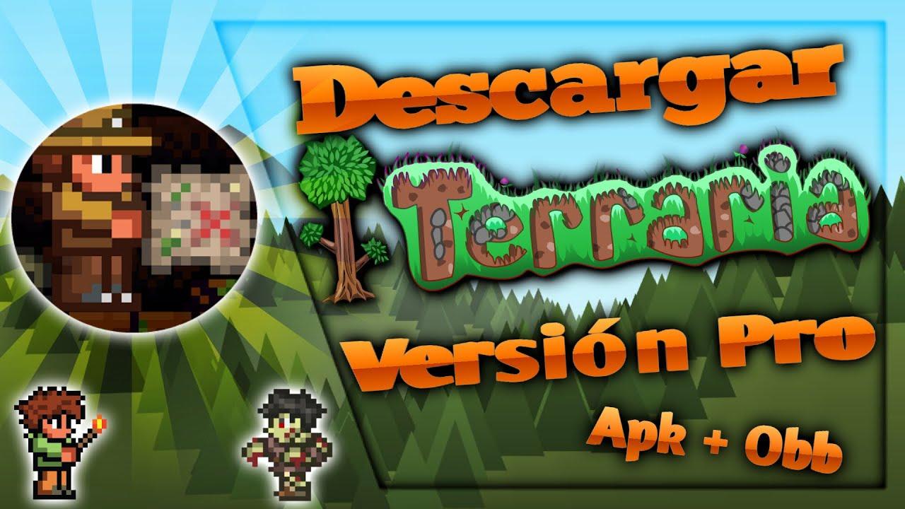descargar terraria apk full version