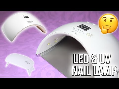 What's the best nail lamp to use at home?