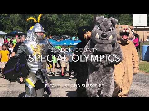 Bladen County Special Olympics