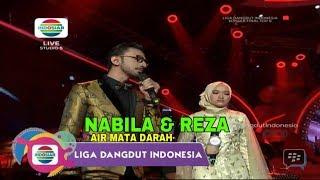 Nabila & Reza (Aceh) - Air Mata Darah | Top 6 Group 1 Show LIDA Liga Dangdut Indonesia INDOSIAR