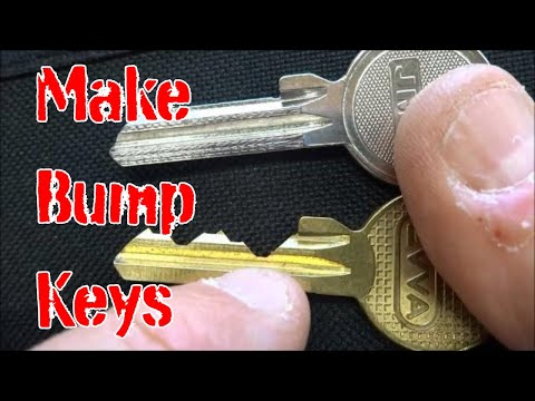 (553) Make Bump Keys the RIGHT way!
