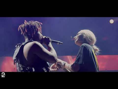 Download JUICE WRLD sings to ALLY LOTTI LIVE
