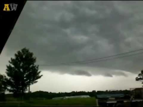 Severe Storms And Lightning Strikes Compilation