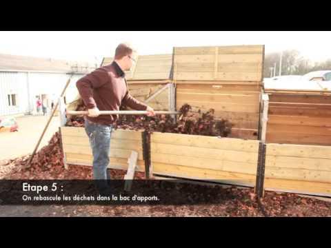 gardigame montage composteur ultra doovi. Black Bedroom Furniture Sets. Home Design Ideas