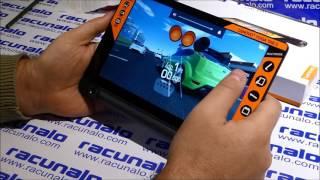 Lenovo Yoga Tab 3 8 - video test (03.12.2015)(http://www.racunalo.com/lenovo-yoga-tab-3-8-recenzija-voli-multimediju-i-ima-rotirajucu-kameru/ S novim tabletom Lenovo je ponovo napravio korak naprijed., 2015-12-03T19:30:00.000Z)