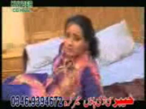 pashto dancer Nadia Gul with indian song.3gp