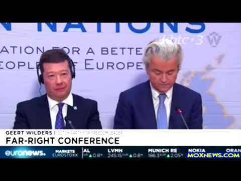 "European ""Far Right"" Political Leaders Meet In Prague To Discuss Immigration Plan!"