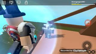 Roblox: playing with my friend on roblox in Jeff the killer