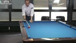 Pool Lessons - Baseline, RaĮph Eckert, Pool Billard Training Lessons