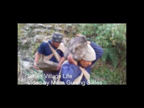 Sikles Village Life