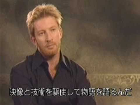 "David  ""Faramir""  Wenham on  his famous character."