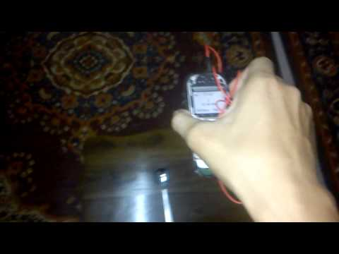 Home made- powerfull metal detector