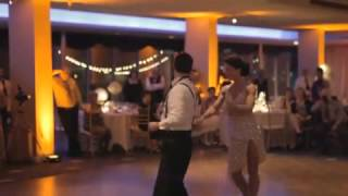 Alicia and Eddie Wedding Dance