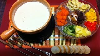 Receta: Bagna Cauda (salsa Caliente) - La Cocinadera
