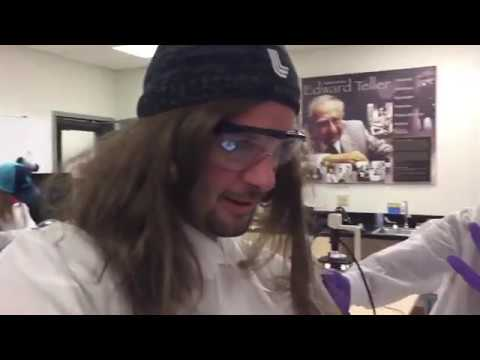 Lawrence Livermore National Lab: Mannequin Challenge